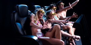 The Next Public Cinema Fad - 3D