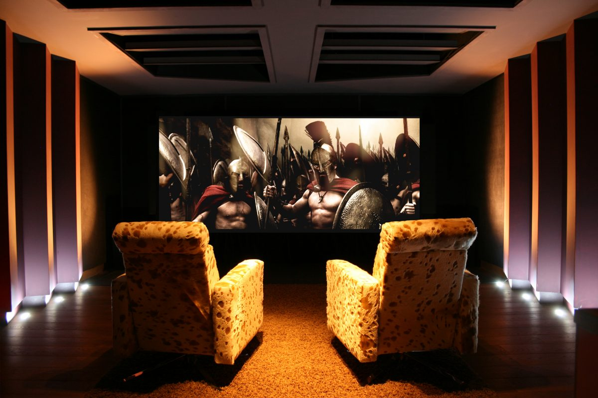 Gecko Home Cinema | Home Cinema Installation