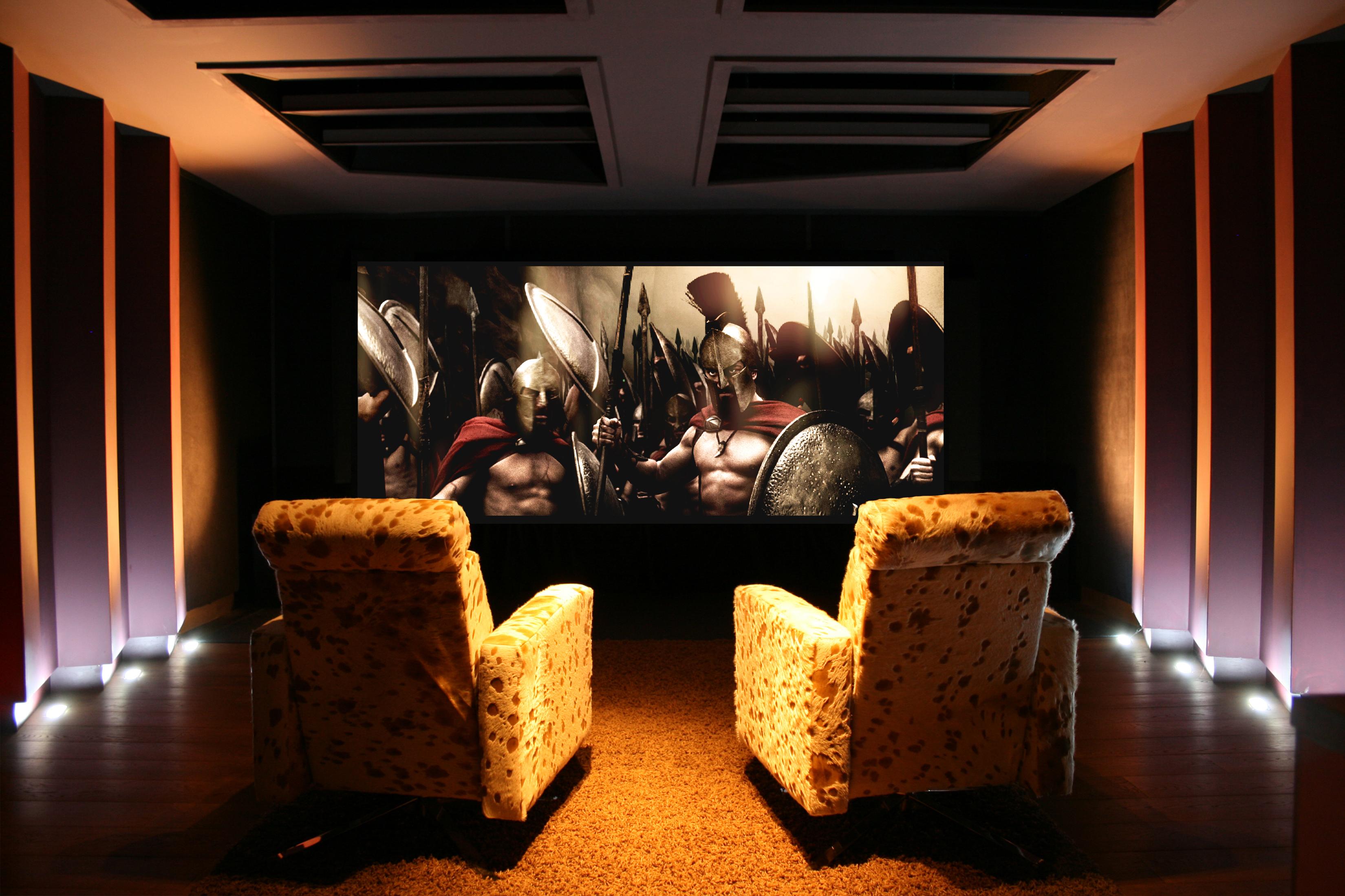 Dedicated Cinema Room Gecko Home Cinema