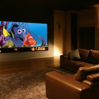 Cinema Room 3 - The Steinway Lyngdorf Model M 7.6 System with 15 Foot 4k Projector