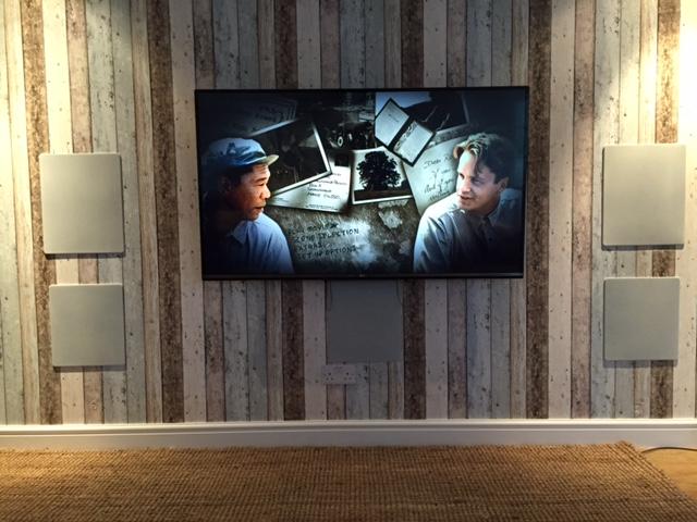 MK Professional In-wall loudspeaker system