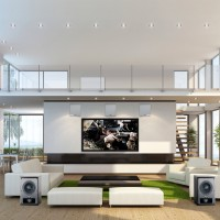 TV Surround System